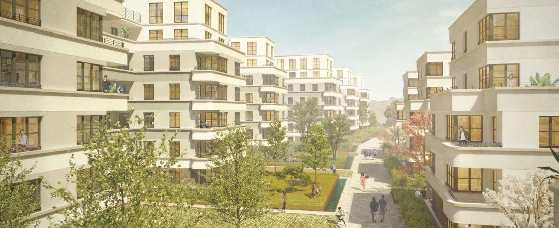 New Korallusviertel Hamburg