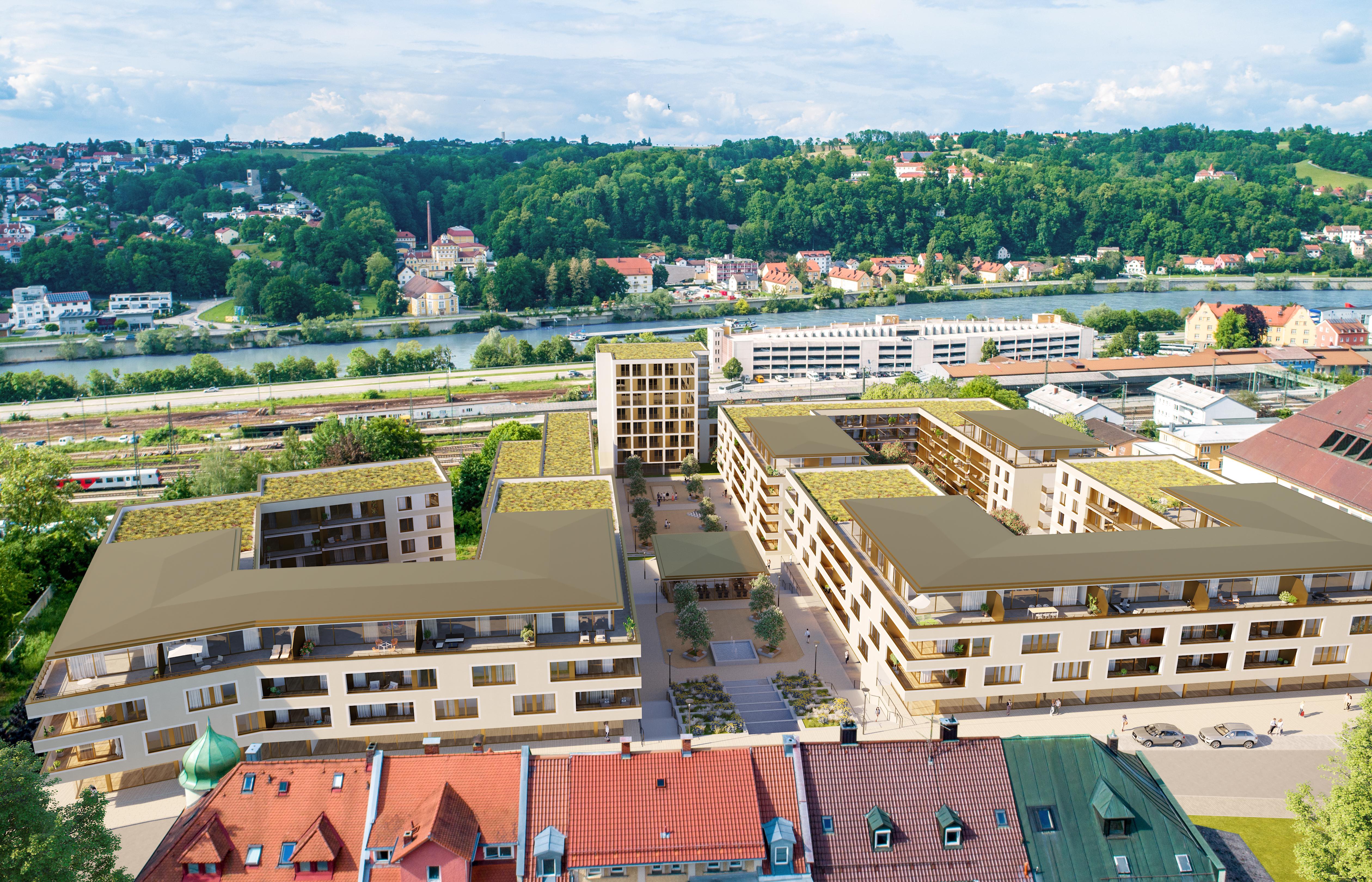 Brauhöfe Passau