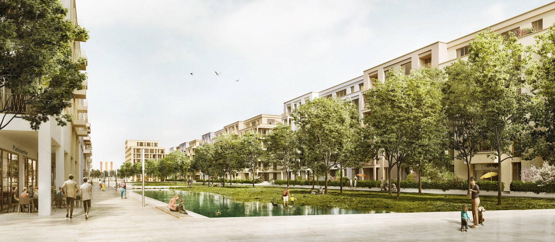Benrather Gärten Düsseldorf