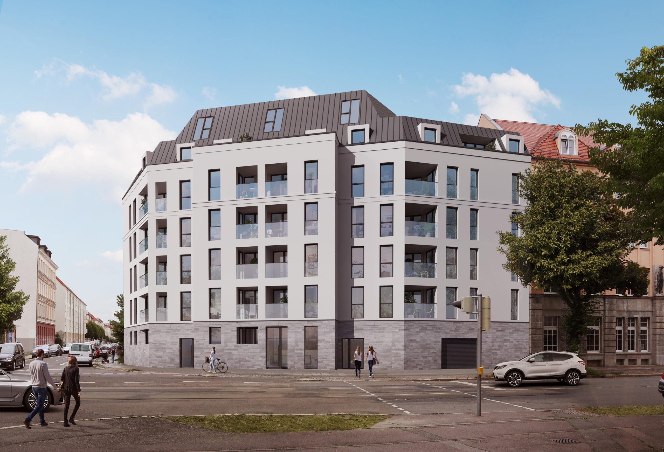 Arthur-Hoffmann-Straße Leipzig