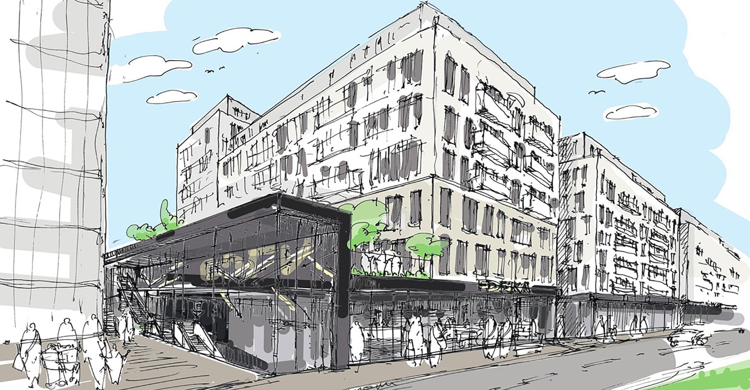 Ostend Quartier Frankfurt