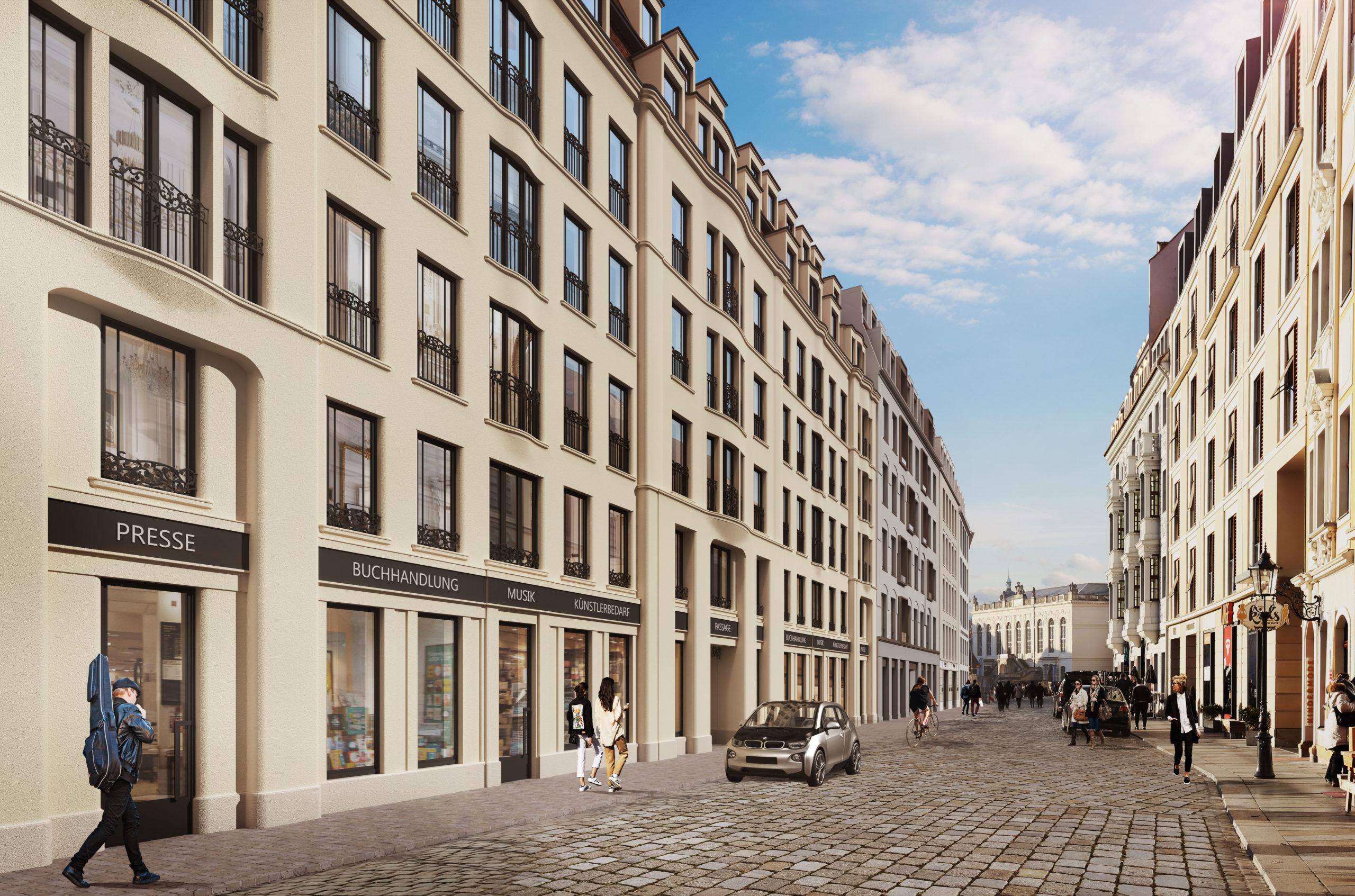 Quartier Hoym Dresden